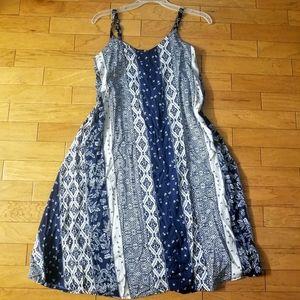 Bandana maternity dress